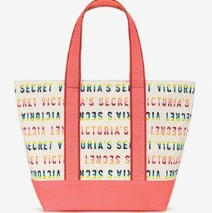 Victoria's Secret Logo Tote Bag